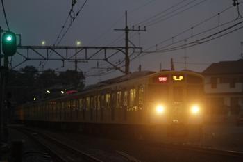 2011年10月9日、元加治、1004レの2069F。
