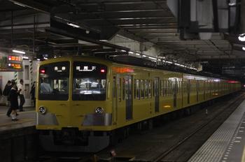 2011年10月11日、所沢、1311Fの5847レ。