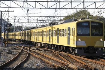 2011年10月16日、萩山、1311Fの3320レ。