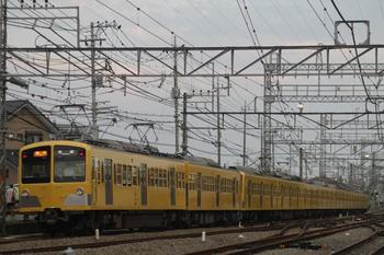 2011年10月17日、西所沢、281F+1309Fの2152レ。
