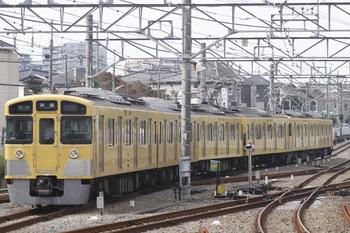 2011年10月17日、田無、2525F+2451Fの5311レ。