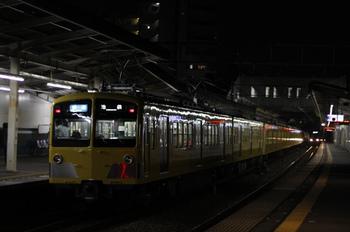 2011年10月24日、西所沢、285F+1303Fの3120レ。