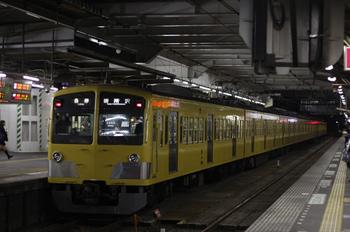 2011年10月28日、所沢、1311Fの5849レ。