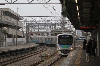 2011年10月30日、西所沢、38107Fの6144レ。