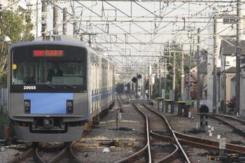 2011年11月1日、小平、20155Fの1612レ。
