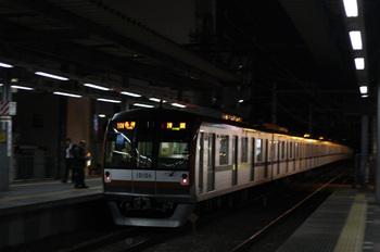 2011年11月17日、ひばりが丘、メトロ10006Fの10M運用6439レ。