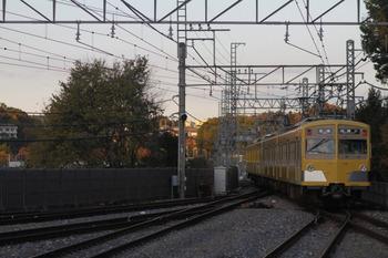 2011年11月24日、西武球場前、271F+281Fの6168レ。