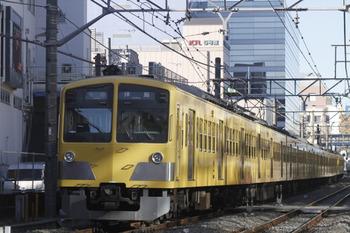 2011年12月11日、高田馬場~下落合、1311Fの5323レ。