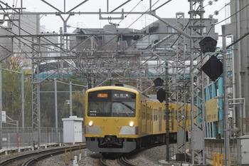 2012年1月2日、高田馬場~下落合、3013Fの2629レ。