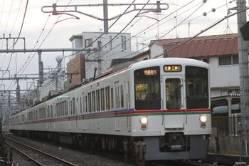 2012年1月1日、池袋~椎名町、4019F+4015Fの1001レ。