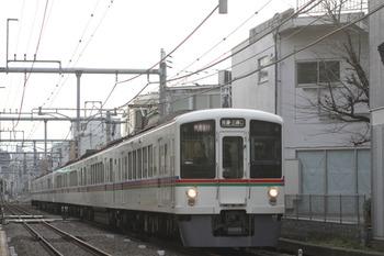 2012年1月1日、池袋~椎名町、4023F+4001Fの1005レ。