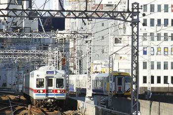 2012年1月3日、京成千葉、3349ほか4連のちはら台ゆき。