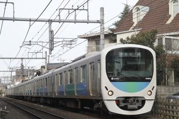 2012年1月15日、池袋~椎名町、38103F+32101Fの4208レ。