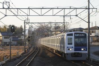 2012年1月29日、元加治、6115Fの4402レ(21S運用)。