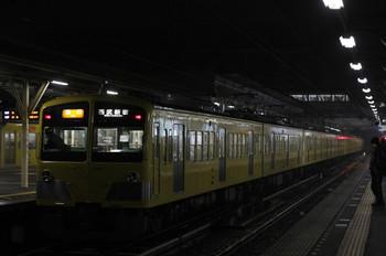2012年2月7日、所沢、295F+1303Fの2804レ。