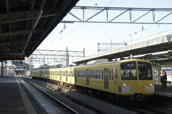 2012年2月12日、西所沢、1241Fの6150レ。