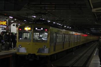 2012年2月13日、所沢、271F+1309Fの2168レ。