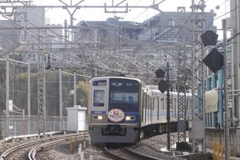 2012年2月19日、高田馬場~下落合、6101Fの2311レ。