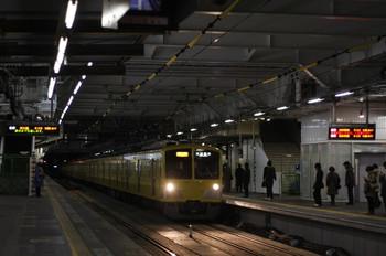 2012年2月21日、所沢、2604レの1309F+295F。