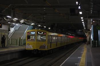 2012年2月23日、所沢、271F+1309Fの3308レ。