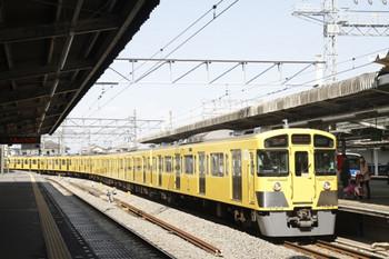 2012年3月3日、西所沢、2087Fの6150レ。