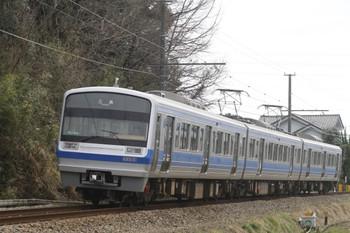 2012年3月10日、三島二日町~大場、7101Fの三島ゆき。