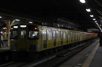 2012年3月13日、所沢、2451F+2537F+2523Fの4644レ。