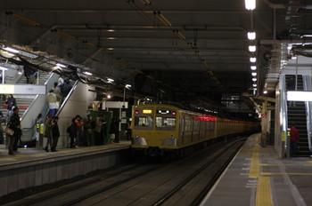 2012年3月13日、所沢、271F+1309Fの2166レ。