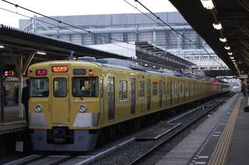 2012年3月15日、所沢、2009F+2527Fの2804レ。