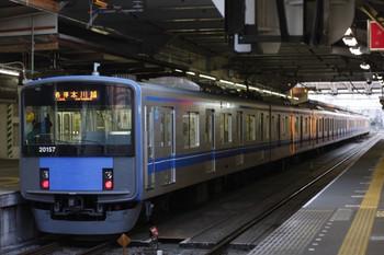 2012年3月29日、所沢、20157Fの5603レ。
