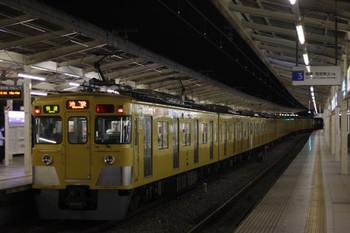 2012年4月4日、入間市、2407F+2085Fの3122レ。