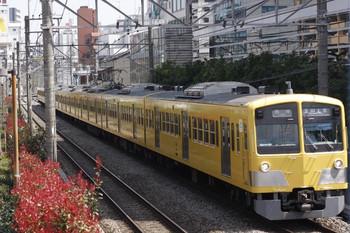 2012年4月5日、高田馬場~下落合、1303Fの5269レ。