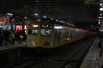2012年4月5日、所沢、271F+1309Fの2168レ。