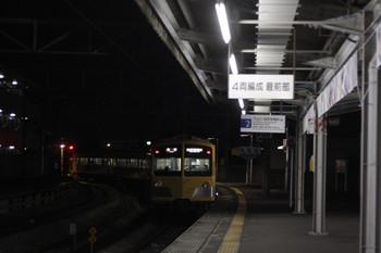 2012年4月12日、西所沢、1241Fの6189レ。