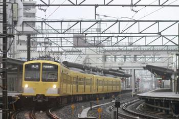 2012年4月14日、西所沢、281F+285Fの6145レ。