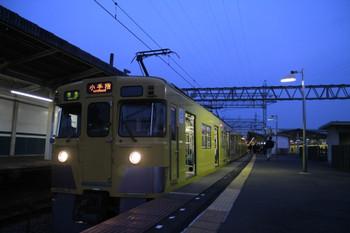2012年4月15日、西所沢、2419F+2063Fの4217レ。