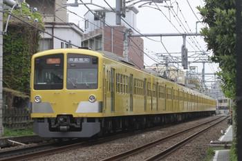2012年4月21日、池袋~椎名町、1309Fの2103レ。