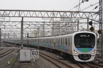 2012年4月25日 6時12分ころ、所沢、4番ホームへ到着の3104レ(?)