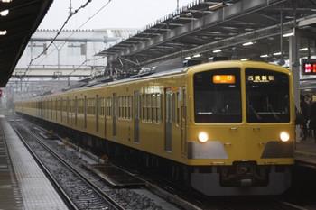 2012年4月27日、所沢、1303F+295Fの2804レ。
