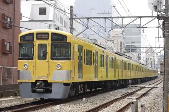 2012年5月8日、高田馬場~下落合、2059Fの5821レ。
