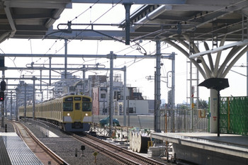 2012年5月13日、石神井公園、2501F+2503Fの1003レ。