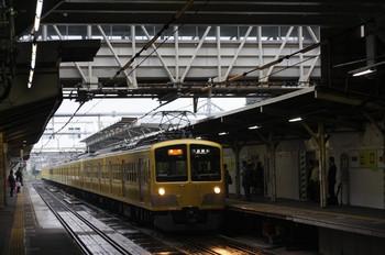 2012年5月18日、所沢、295F+1303Fの2804レ。