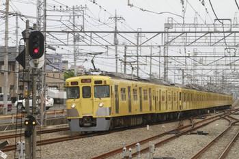 2012年5月21日、西所沢、2419F+2097Fの2133レ。