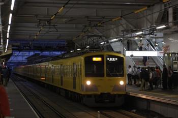 2012年5月21日、所沢、295F+1303Fの2676レ。