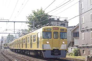2012年5月24日、池袋~椎名町、2419F+2097Fの4801レ(西武秩父ゆき)。