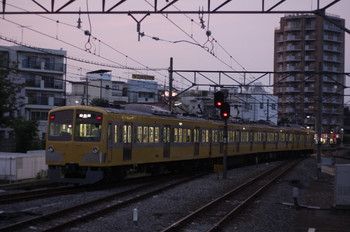 2012年5月31日、東村山、1261Fの6291レ。