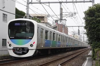 2012年5月31日、池袋~椎名町、38107F+32103Fの4853レ。