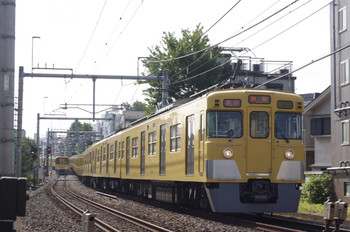 2012年5月30日、池袋~椎名町、2417F+2069Fの2105レ。