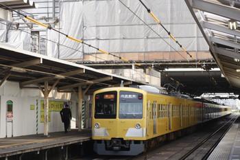 2012年6月4日、所沢、1303F+295Fの2604レ。