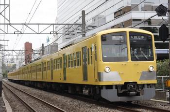 2012年6月5日、高田馬場~下落合、1303Fの5269レ。